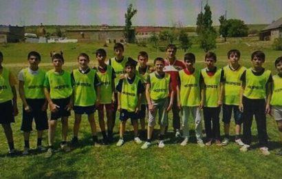 Команда с. Гапцах стала победителем первенства Магарамкентской  ДЮСШ № 1 пофутболу