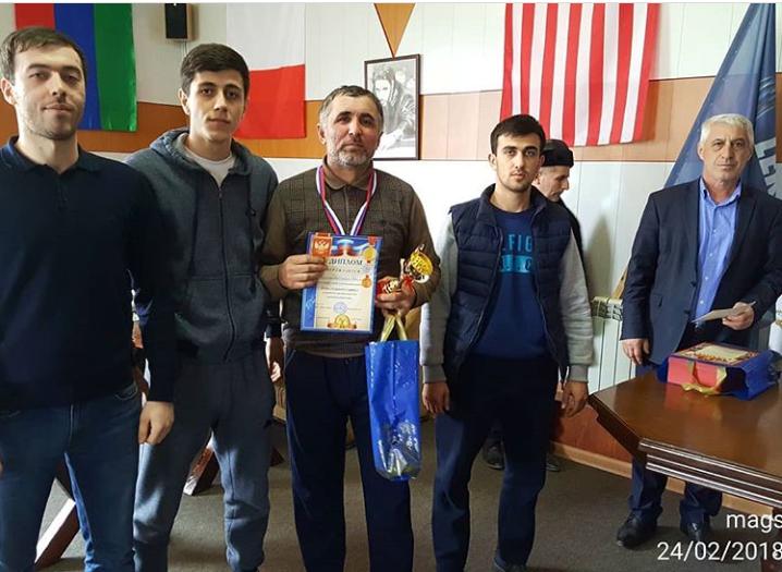 Гаджикерим Гаджикеримов житель с. Гапцах занял призовое место на чемпионате Магарамкентского района по настольному тенису